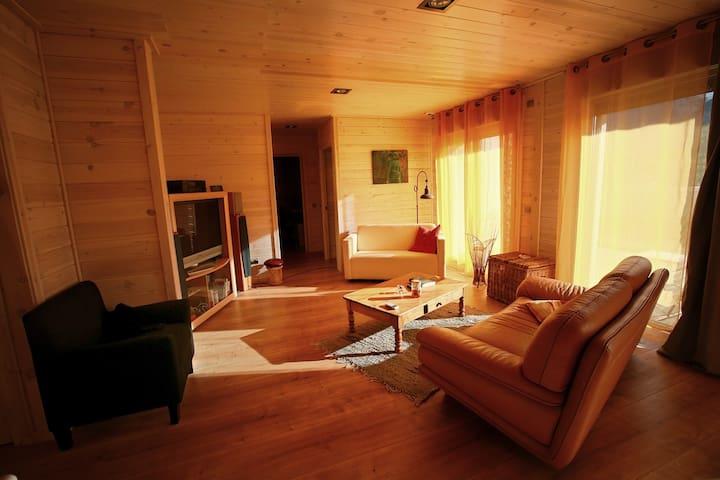 Maison au calme et vue imprenable,tout confort - Buis-les-Baronnies