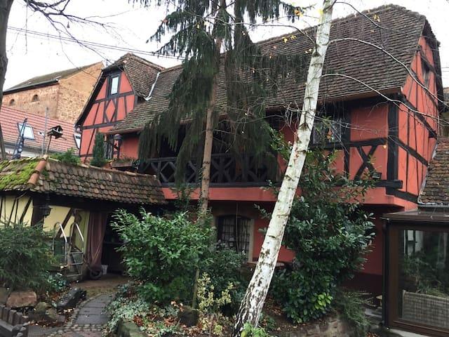 Chambre d'hôtes dans Maison Alsacienne - Brumath