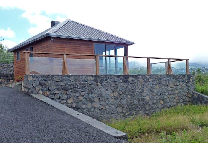 bungalow les Bambous  (DROP) - Entre-Deux - Bungalow