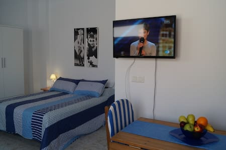 Estudio en pleno centro de Oliva - Oliva - Appartement