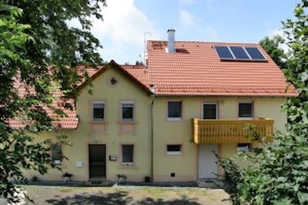 Große idyllisch ***Fewo - Stadtsteinach