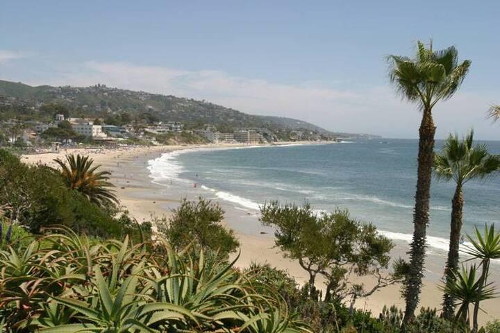 Laguna Beach, CA -  Oceanview  blocks to Downtown!