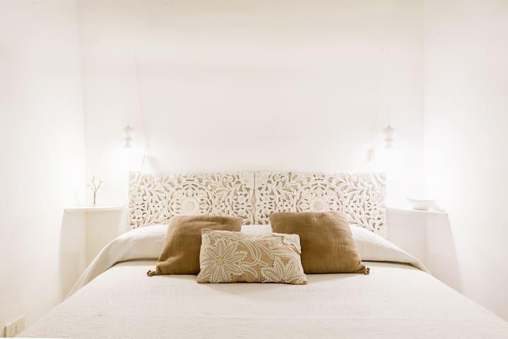 sentirsi a casa in Appartamento, delizioso e romantico, a Monti, vicino al Colosseo