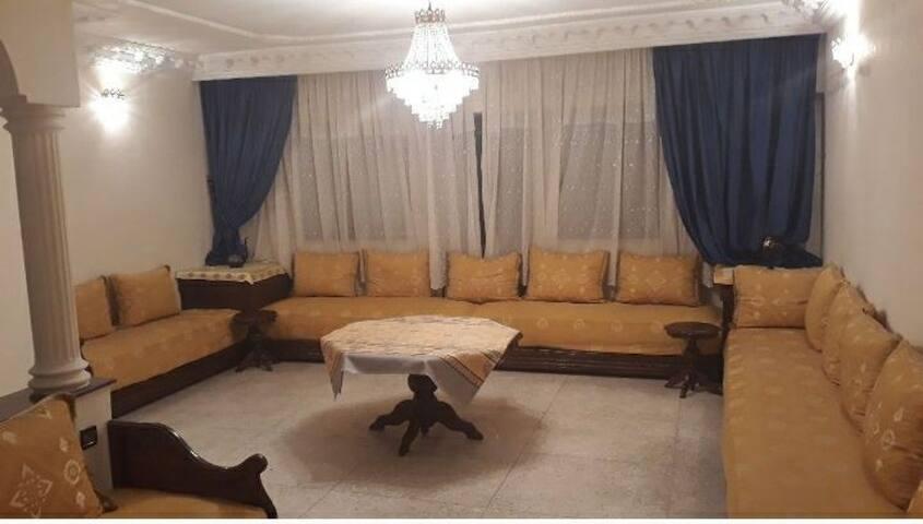 bel Appartamento vacanza luminosa a Casablanca