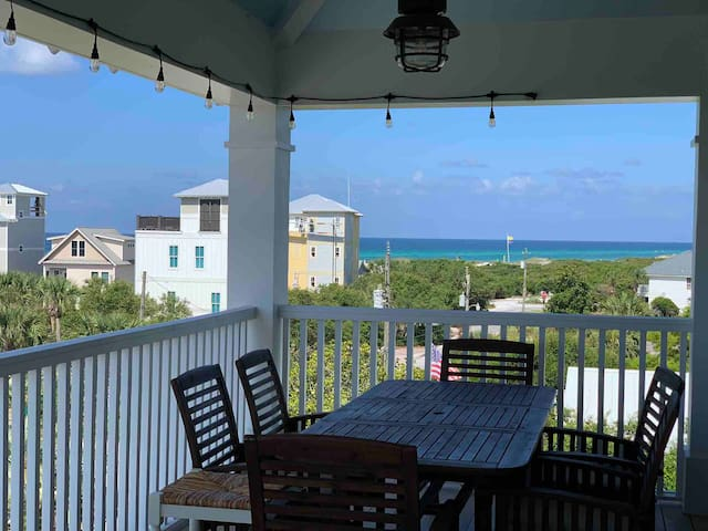 Huge Beach Home-STEPS TO OCEAN-25 min to airport