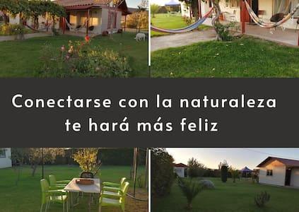 Conectar con la naturaleza te hará más feliz