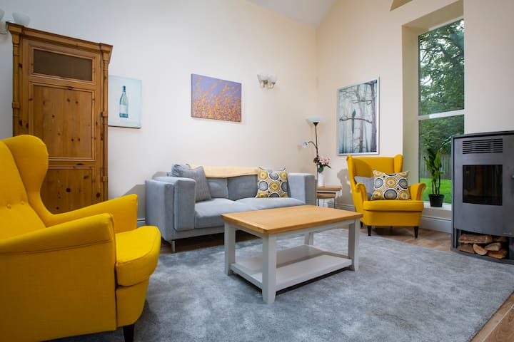 Luxurious 2 Bedroom Apartment in Co. Kildare