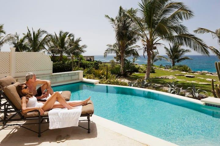 BARBADOS - Ground floor, deluxe suite (pvt pool)