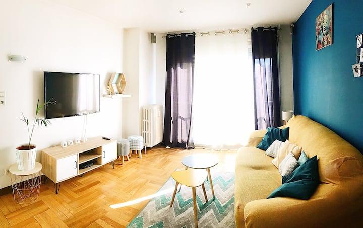 Joli appartement proche commodités