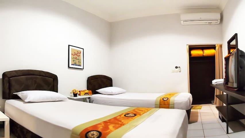 Onyx Residence the best place to stay in Jakarta - Tanah Abang - Bed & Breakfast