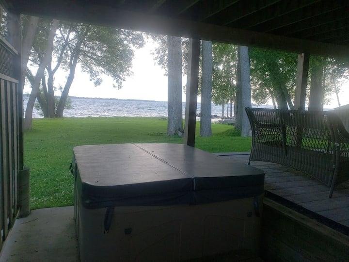 Lake Ontario Waterfront Home