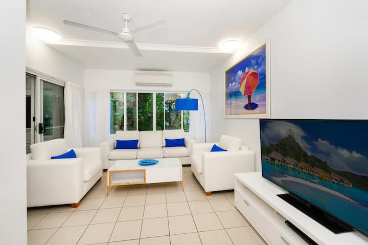 By the Sea Collection–Rainforest Terrace 1 Bedroom