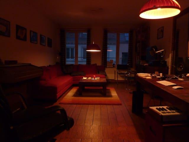 Wohnung in Hamburg/ Schanze! - Hamburgo - Apartamento