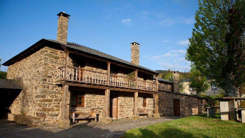 Casa Bouza, Turismo Rural - Becerreá - House