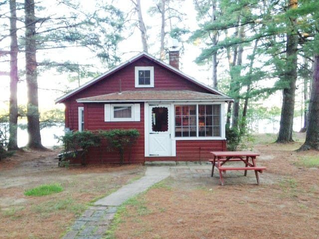Lakefront cottage, Standish, ME - Standish - House