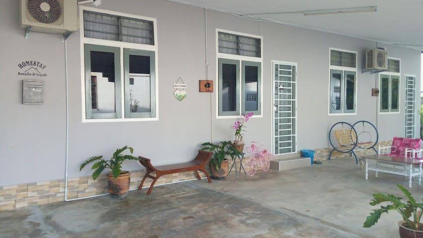 Amalin A'ishah Homestay - Pasir Puteh - Guesthouse