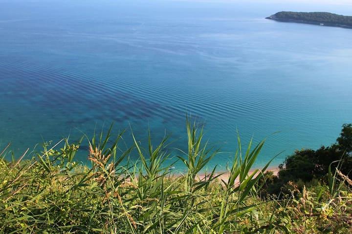 Mediterranean villa with the best sea views