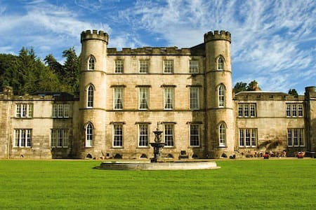 Elegant 18th Century Castle - Midlothian - Castle