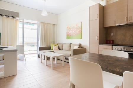 Acropolis Apartment brand new - Atenas - Departamento