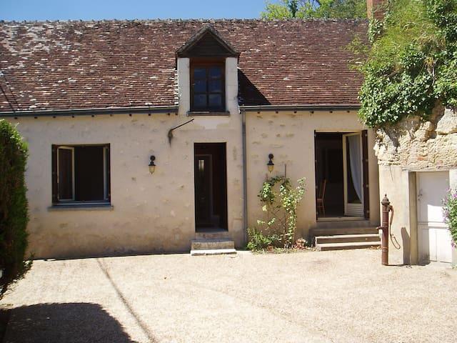 Sur la route des châteaux  - Chissay-en-Touraine