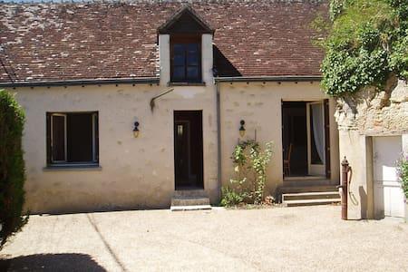 Sur la route des châteaux  - Chissay-en-Touraine - Haus