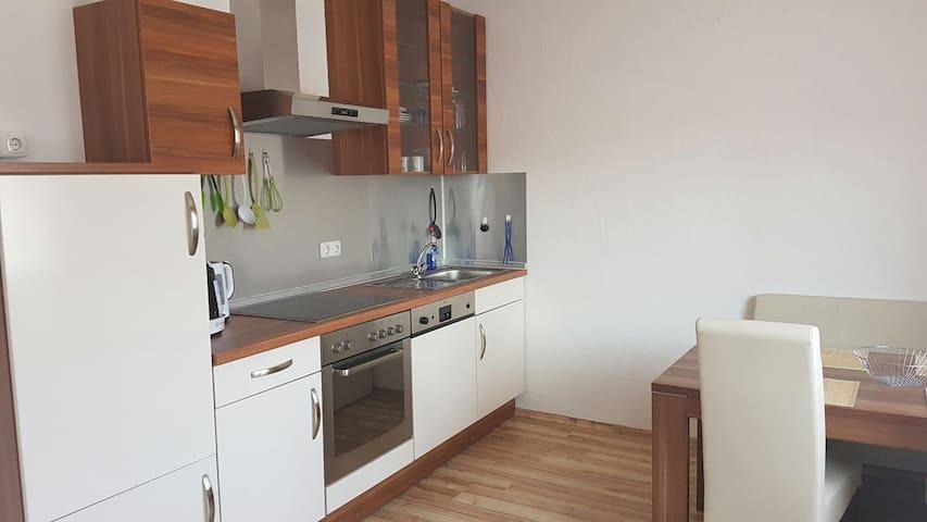 Gemütliche Ferienwohnung in Betzenstein - Betzenstein - Квартира