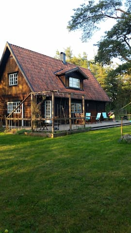 Enskilt läge i Anga, Östra Gotland