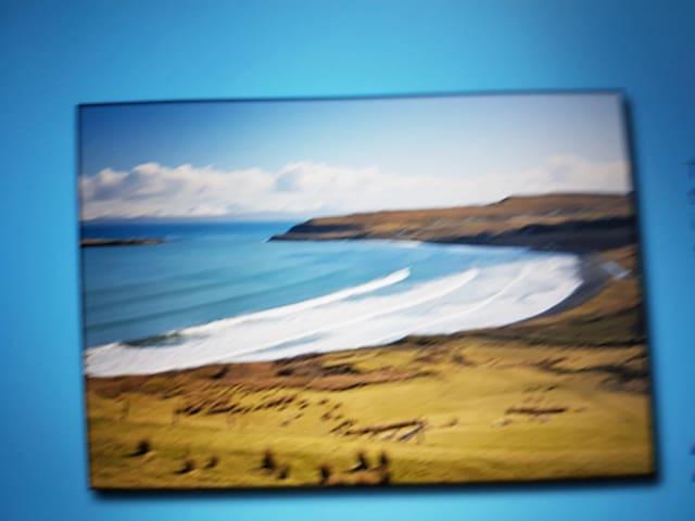 Wavecrest - stunning scenery!