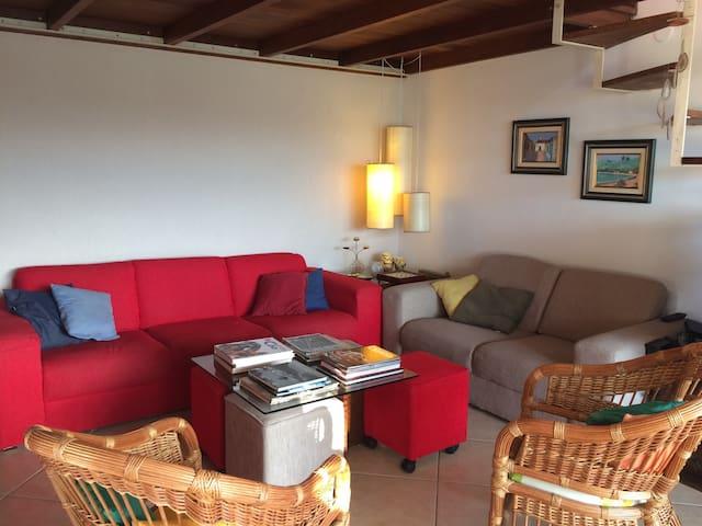 Apto 2 qtos vista pro mar Bracuhy - Angra dos Reis  - Apto. en complejo residencial