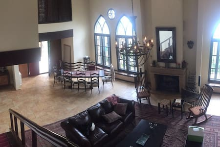 Luxurious mountain villa / chalet Laqlouq - Akoura - Laqlouq El Aaqoura - 别墅