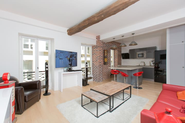 STAY IN THE HEART OF PARIS ! - Paris - Apartamento