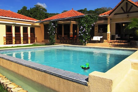 Tropical Mountain Hideaway with private pool - Capira - วิลล่า