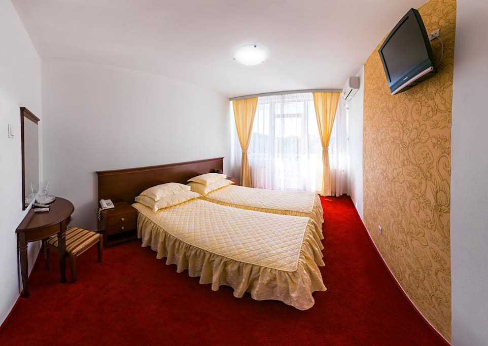Hotel San_double bed_room