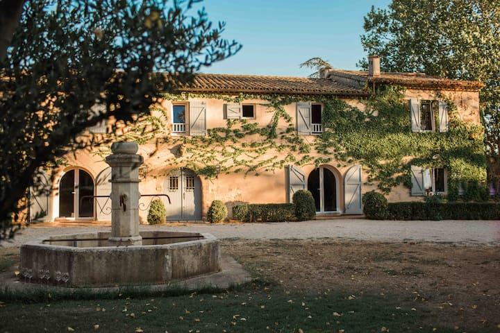 Bastide & Moi - Gîte «Platane» dans les vignes