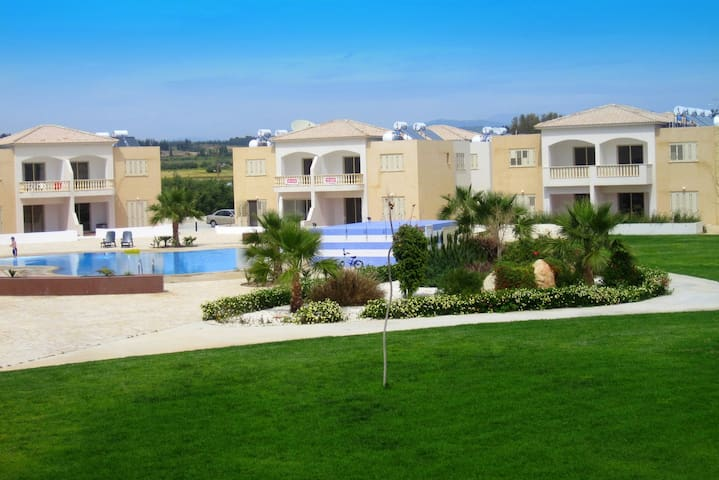 Apartment next to Paphos Airport(14) - Mandria - Apartamento