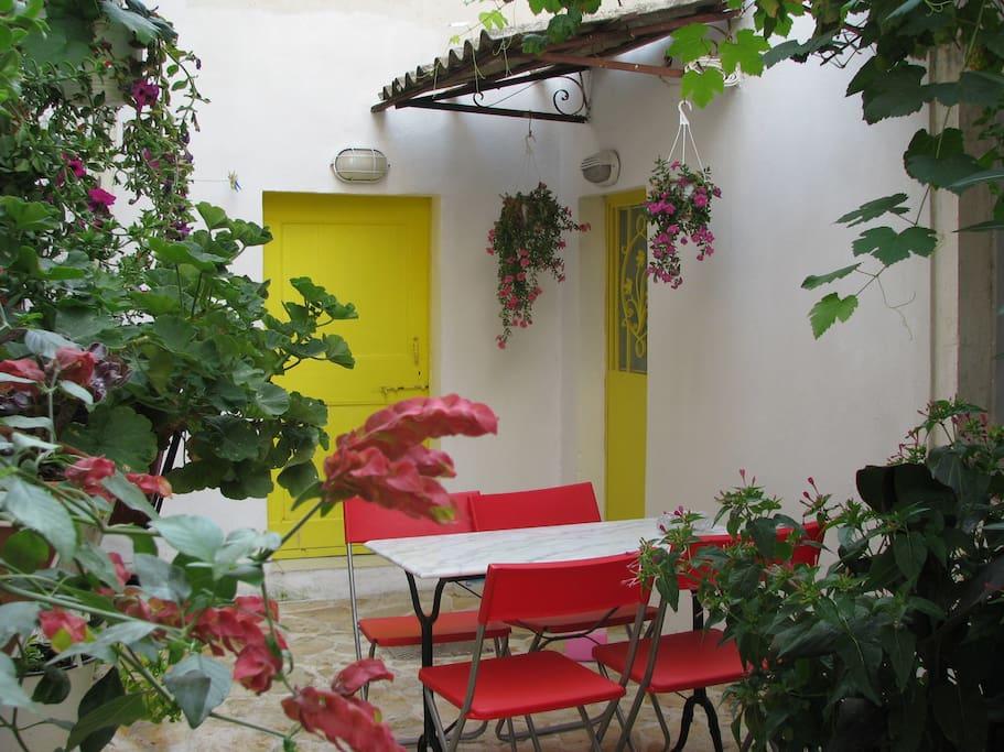 Traditional Village House1 WiFi Sea  Walks Relax   CorfuIsland Greece