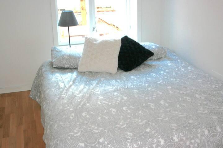 Huset Hostel Oslo. Medium Room 4.