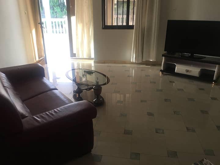 Appartement F3 meublé