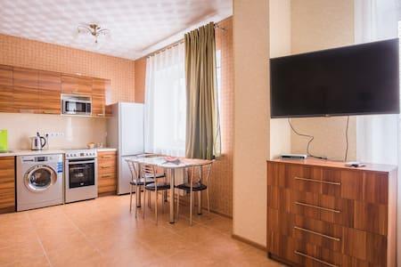 Новая, уютная, квартира - студия. - Минск - Квартира