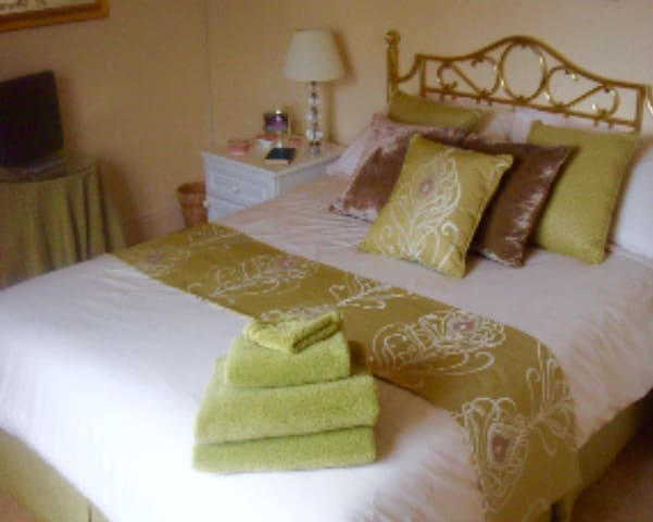 Luxury Double Room - Sparsholt - Casa