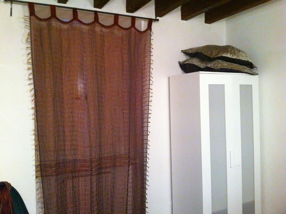 La camera - The room