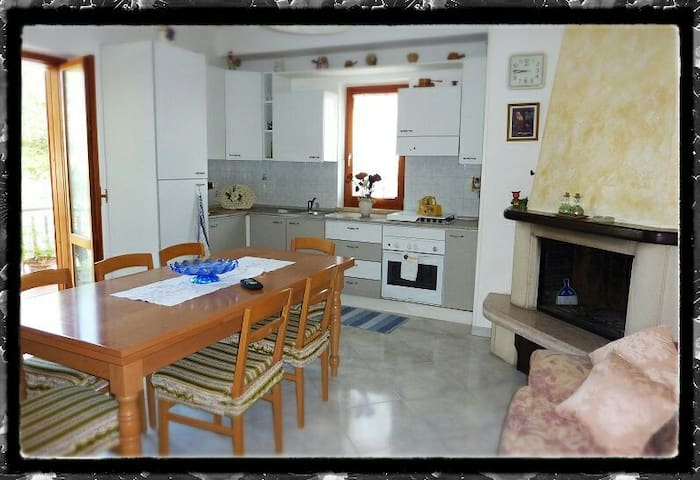 Casa vacanze San Lazzaro - Offida - Huis