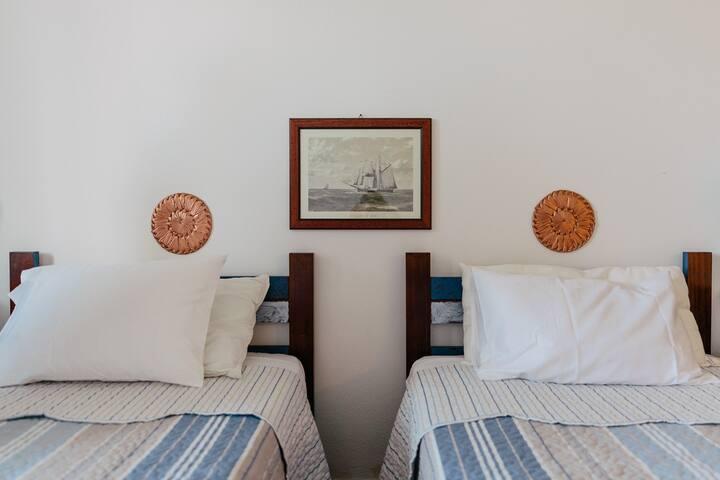 Aroma di Casa Tua *Salema* twin seaview,bkf & pool