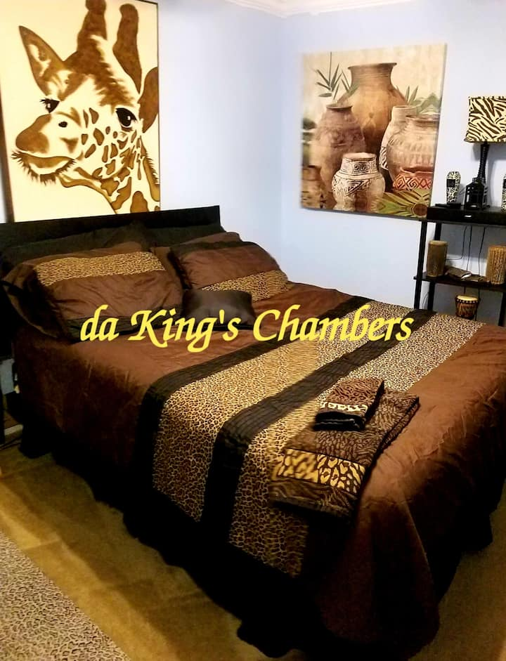 Da Kings' Chambers {Single Room}