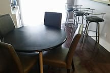 Dining area (shared space)