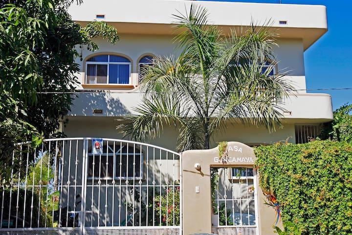 casa Guacamaya Puerto Escondido Oax