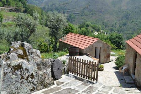 Douro BnB: Quinta Lamas - triple  - São Cipriano - 别墅