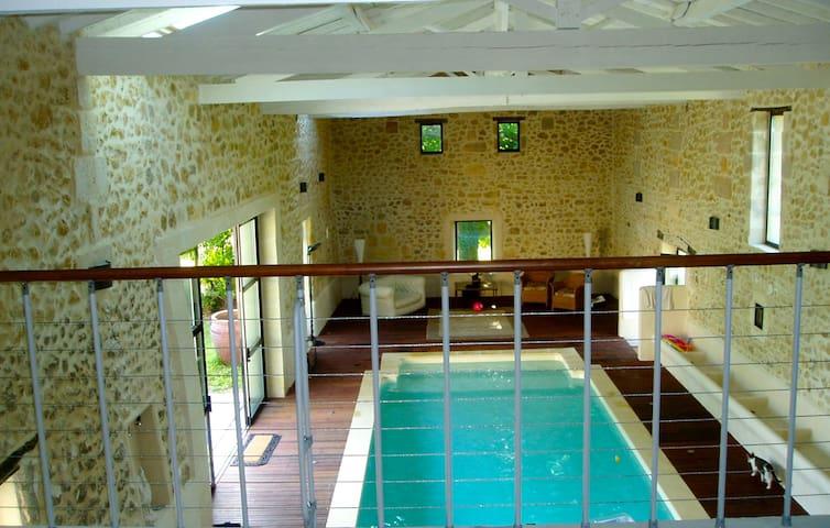 18° Century Mansion in Bordeaux - Pompignac - House
