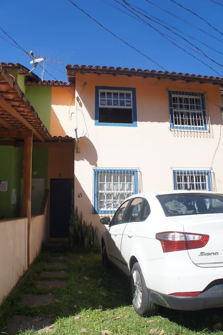 Frente da Casa / House Front