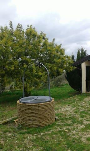 Villa in Campagna - Mazzarino  - Rumah